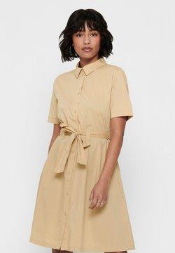JDY - MILLIE  - Sukienka koszulowa - warm sand