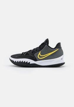 Nike Performance - KYRIE LOW 4 - Indoorskor - black/metallic gold/white