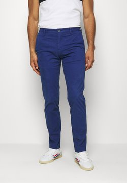 Tommy Hilfiger Tailored - FLEX SLIM FIT PANT - Broek - blue