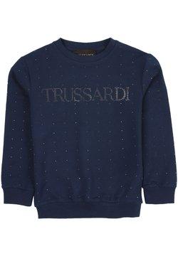 Trussardi - Felpa - blueoxfor