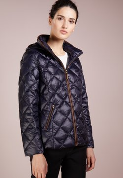 Lauren Ralph Lauren - PEARL SHEEN PACKBLE REMOVABLE - Daunenjacke - navy