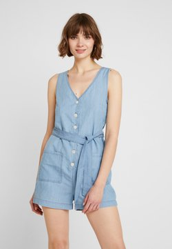 Miss Selfridge - ROMPER - Combinaison - blue