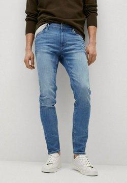 Mango - JUDE - Jeans Skinny Fit - bleu moyen