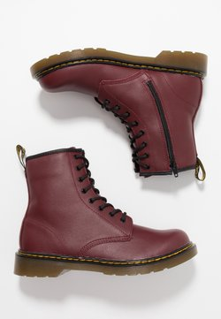 Dr. Martens - 1460 Y SOFTY - Stiefelette - cherry red