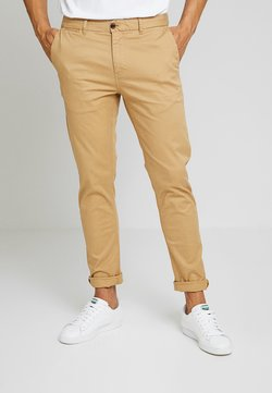 Scotch & Soda - MOTT CLASSIC SLIM FIT - Chinot - sand