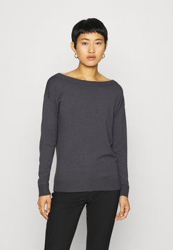 Sisley - Trui - dark grey