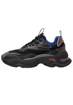 Bershka - Sneaker low - black