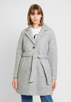 Vila - Trenchcoat - light grey melange