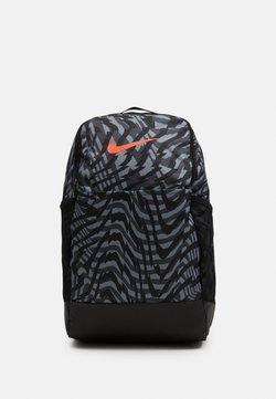 Nike Performance - UNISEX - Reppu - black/smoke grey/team orange