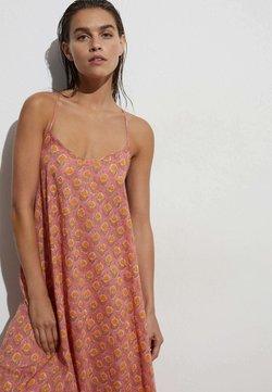 OYSHO - Sukienka letnia - pink