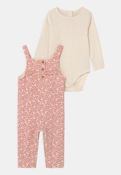 Marks & Spencer London - BABY DITSY SET  - Peto - pink