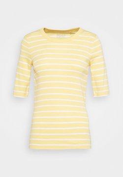 Esprit - FLOW CORE - T-Shirt print - sunflower yellow