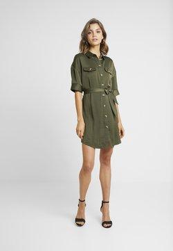 Vero Moda - VMJANE DRESS - Blusenkleid - ivy green