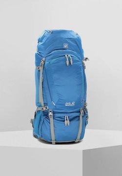Jack Wolfskin - DENALI 65  - Trekkingrucksack - poseidon blue
