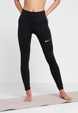 Nike Performance - EPIC REBEL - Legging - black/white