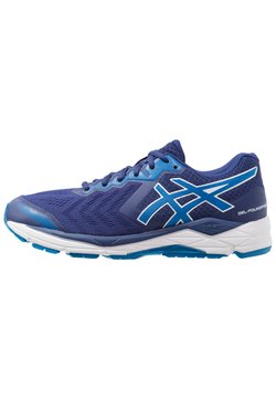 ASICS - GEL-FOUNDATION 13 2E - Laufschuh Neutral - dark blue/black/white