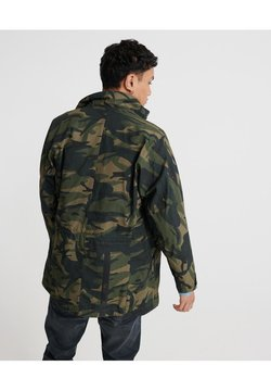 Superdry - SUPERDRY UTILITY FIELD JACKET - Blouson - army camo