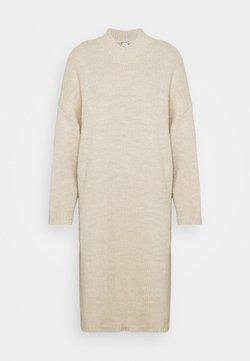 Monki - MALOU DRESS - Neulemekko - beige light
