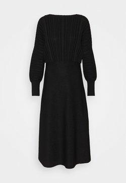 MAX&Co. - PROCIDA - Vestido de punto - black