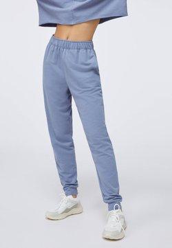OYSHO - Jogginghose - light blue