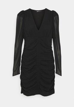 Gina Tricot Petite - REVA DRESS - Vestito elegante - black