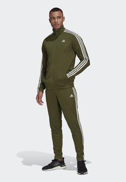 adidas Performance - MTS ATHL TIRO - Trainingsanzug - khaki