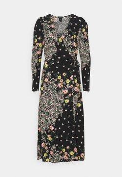 Lindex - DRESS MARJORIE - Freizeitkleid - black