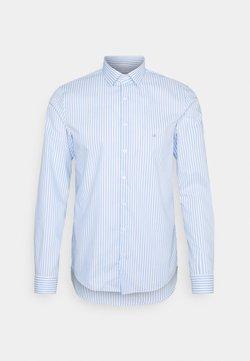 Calvin Klein Tailored - BOLD STRIPE SLIM  - Businesshemd - light blue