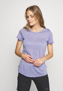 Icebreaker - SPHERE LOW - T-Shirt basic - lilac