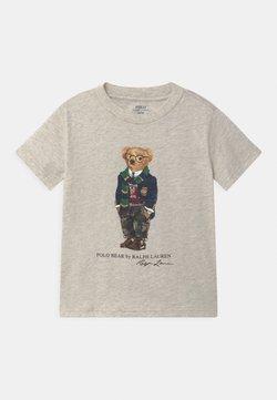Polo Ralph Lauren - T-shirt z nadrukiem - american heather