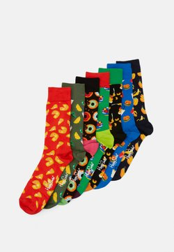 Happy Socks - 7 DAYS OF FOOD SOCKS GIFT SET 7 PACK - Sokken - multi-coloured