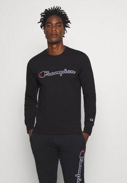 Champion - ROCHESTER CREWNECK - Collegepaita - black