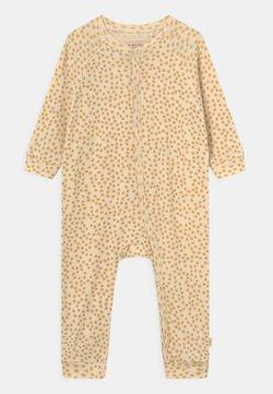 Konges Sløjd - MANNY ONESIE UNISEX - Overall / Jumpsuit /Buksedragter - buttercup yellow