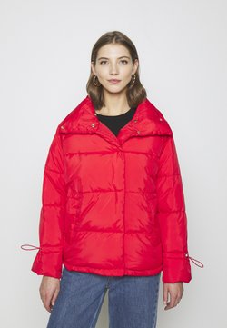 YAS - YASACAPELLA SHORT PADDED JACKET - Winterjacke - lollipop