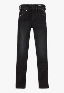 Replay - HYPERFLEX STRETCH  - Jeans Skinny Fit - black denim