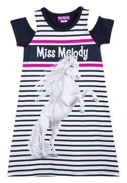 Miss Melody - Jerseykleid - navy blazer