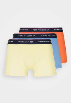 Tommy Hilfiger - TRUNK 3 PACK - Shorty - red