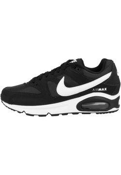 Nike Sportswear - AIR MAX COMMAND  - Sportieve wandelschoenen - black-white