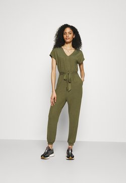 GAP - DRAPEY - Combinaison - army jacket green