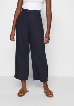Esprit - CULOTTE - Pantalones - navy