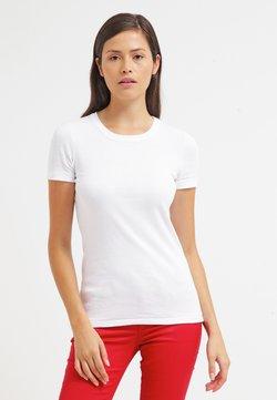 Petit Bateau - T-Shirt basic - ecume