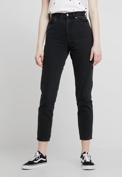 Dr.Denim - NORA - Relaxed fit -farkut - retro black