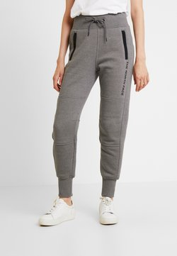 The North Face - GRAPHIC PANT - Jogginghose - medium grey heather