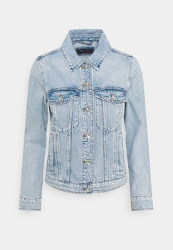 Marks & Spencer London - Veste en jean - light blue