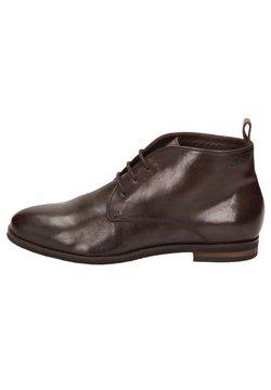 Sioux - BOVINIA - Ankle Boot - dunkelbraun