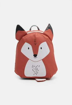 Lässig - TINY BACKPACK ABOUT FRIENDS FOX UNISEX - Tagesrucksack - red