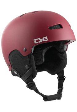 TSG - GRAVITY - Helm - satin grape red
