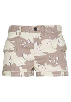 Superdry - UTILITY - Shorts - desert camo