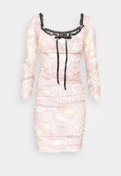 NEW girl ORDER - DRESS - Day dress - pink