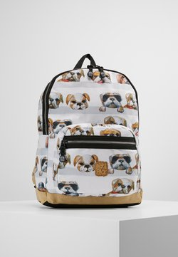 pick & PACK - DOGS BACKPACK - Reppu - white